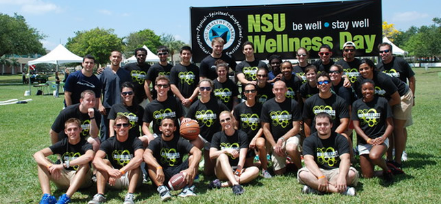 Photo: Annual Wellness Day