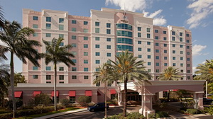 Double Tree by Hilton Hotel Sunrise-Sawgrass Mills