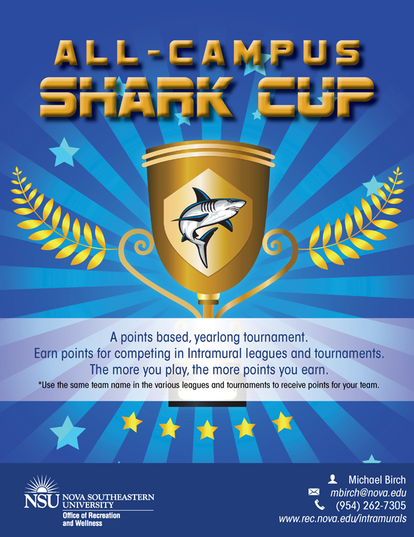 All Campus Shark Cup