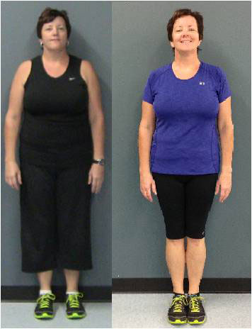 Photo: Adrienne Lauer's Before and After Profile